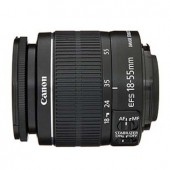CANON EF 18-55mm II IS F3.5-5.6