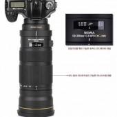 시그마 120-300mm F2.8