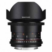 (캐논,소니 마운트)SAMYANG 14mm T3.1 VDSLR Ⅱ