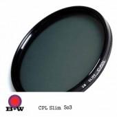 B+W 77mm Slim CPL