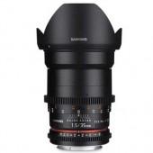 (캐논,소니 마운트)SAMYANG 35mm T1.5 VDSLR Ⅱ