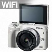 EOS M3(WHITE) + 15-45mm