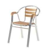 RC-12 알루미늄우드 의자