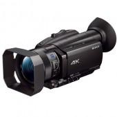 SONY AX700 [4K]