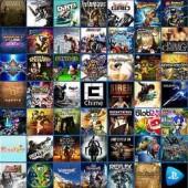 PS4용 타이틀 (VR포함, 기본7일)
